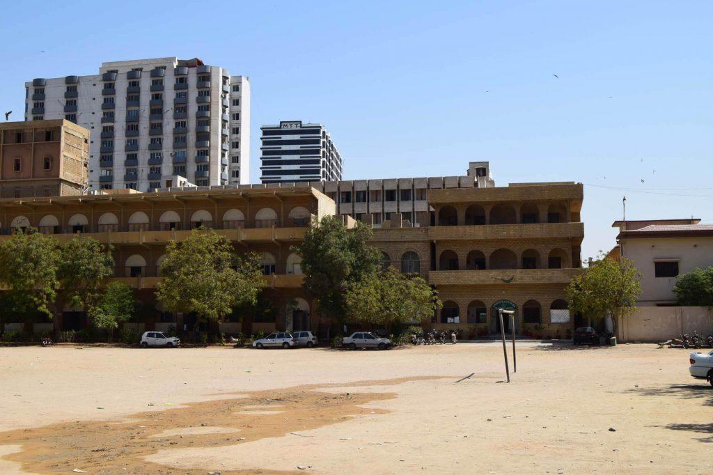Sindh-Muslim-Science-College-building3