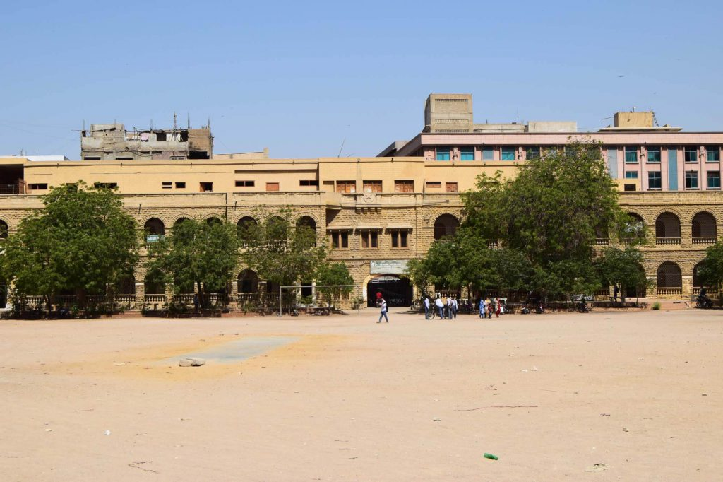 Sindh-Muslim-Science-College-building5